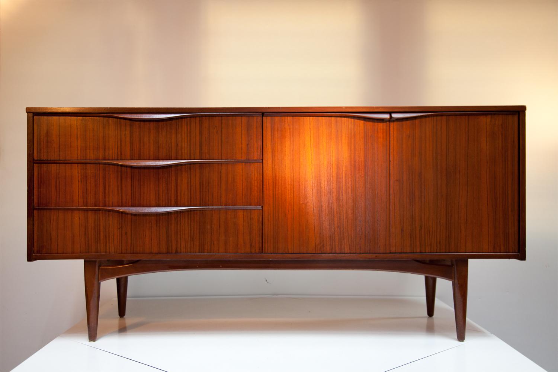 La Credenza Uk : Sideboard credenza by royal heritage furniture uk 1960s